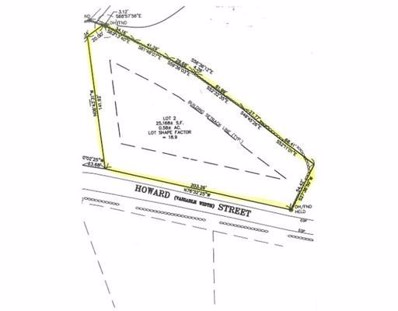 36 Lot 2 Howard Street, Milford, MA 01757 - MLS#: 72315085