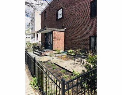 25 Linden Ave UNIT 1, Somerville, MA 02143 - MLS#: 72315091