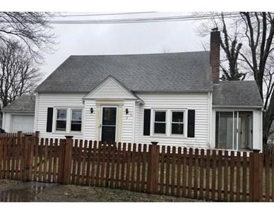 2 Tatnuck Terrace, Worcester, MA 01602 - MLS#: 72315207