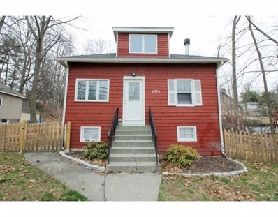 1305 Pleasant St, Worcester, MA 01602 - MLS#: 72315228