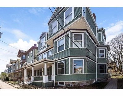 27 Paul Gore St UNIT 1, Boston, MA 02130 - MLS#: 72315279