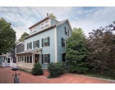 7 Sparks St, Cambridge, MA 02138 - MLS#: 72315323