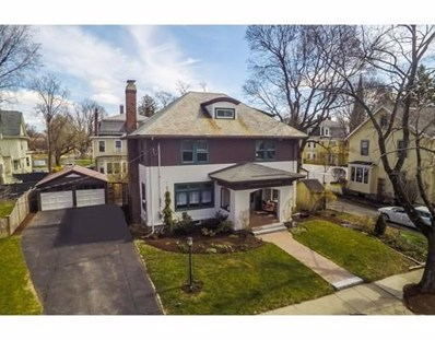 22 Hollis Street, Newton, MA 02458 - MLS#: 72315376