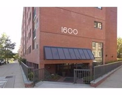 1600 Massachusetts Ave UNIT 803, Cambridge, MA 02138 - MLS#: 72315403