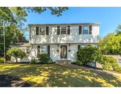 41 Barstow Dr, Braintree, MA 02184 - MLS#: 72315432