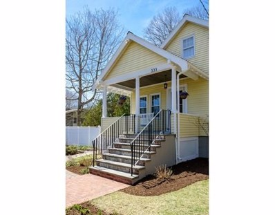 333 Waltham Street, Lexington, MA 02421 - MLS#: 72315603