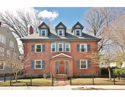 48 Manchester Rd, Brookline, MA 02446 - MLS#: 72315664