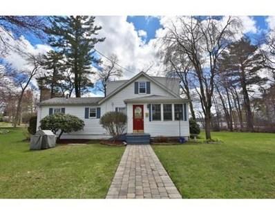 126 Oak Ridge Terrace, Lynnfield, MA 01940 - MLS#: 72315723