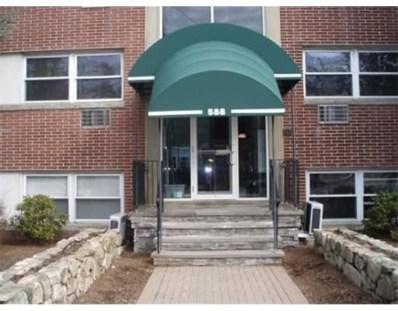 588 Main St. UNIT 3D, Stoneham, MA 02180 - MLS#: 72315845