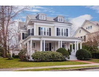 17 Central St, Winchester, MA 01890 - MLS#: 72315885