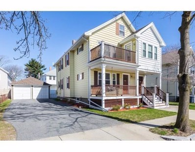 128 Palmer Street UNIT 128, Arlington, MA 02474 - MLS#: 72315900