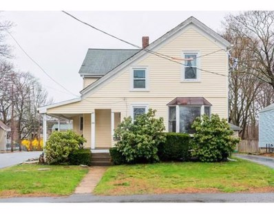 38 Kinsley St, Stoughton, MA 02072 - MLS#: 72316007