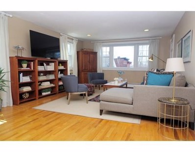 107 Russell Street UNIT 3, Boston, MA 02129 - MLS#: 72316037
