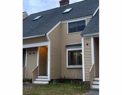 168 Ayer Rd UNIT G3, Shirley, MA 01464 - MLS#: 72316137