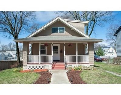 43 Denmark Street, Worcester, MA 01605 - MLS#: 72316144