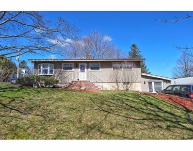1 Dudley Circle, Peabody, MA 01960 - MLS#: 72316173