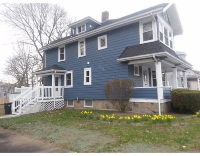297 Forest Ave, Brockton, MA 02301 - MLS#: 72316215