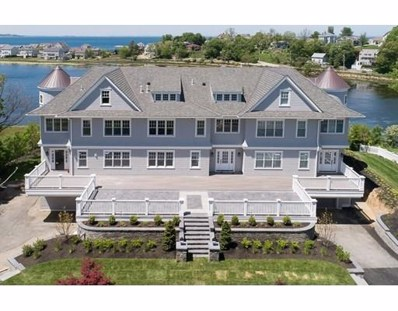 589 Jerusalem Road UNIT 2, Cohasset, MA 02025 - MLS#: 72316416