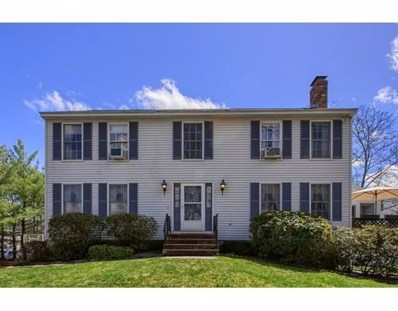 55 Camden Street, North Andover, MA 01845 - MLS#: 72316730