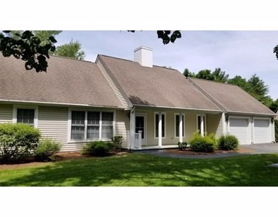 3 Twin Brooks Drive, Easton, MA 02375 - MLS#: 72317024