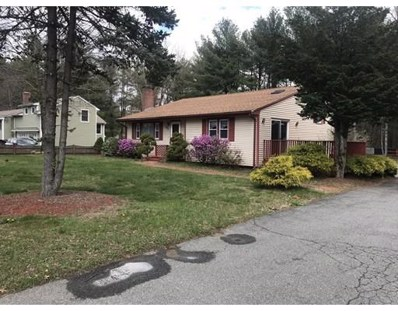165 Turnpike St, West Bridgewater, MA 02379 - MLS#: 72317166