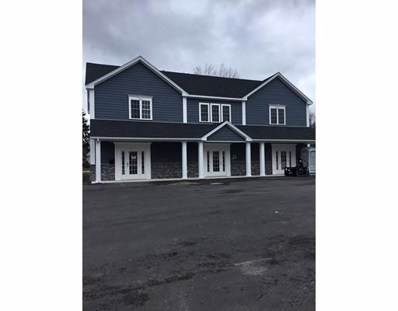 83C Maple Ave UNIT C, Rutland, MA 01543 - MLS#: 72317209