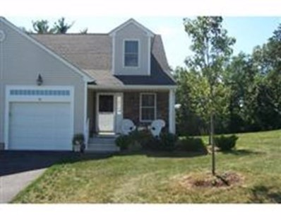 78 Fox Run Rd UNIT 78, Blackstone, MA 01504 - MLS#: 72317235