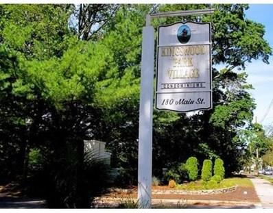 180 Main St UNIT C71, Bridgewater, MA 02324 - MLS#: 72317352