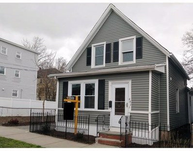 487 Coggeshall St, New Bedford, MA 02746 - MLS#: 72317569