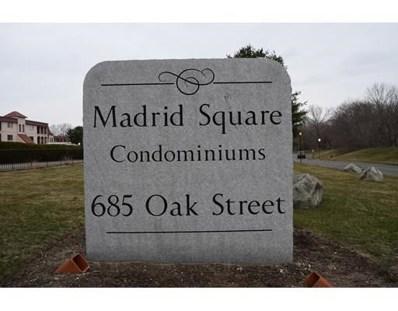 685 Oak St UNIT 5-8, Brockton, MA 02303 - MLS#: 72317743