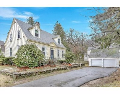 50 Tolland Road, North Andover, MA 01845 - MLS#: 72317973