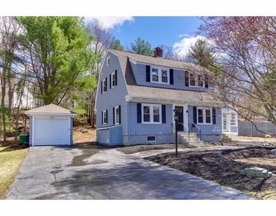 25 Pine Hill, Ashland, MA 01721 - MLS#: 72317989