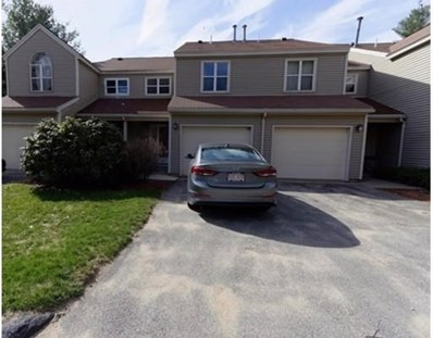 4 Woodcrest Drive UNIT 4, Oxford, MA 01537 - MLS#: 72318123