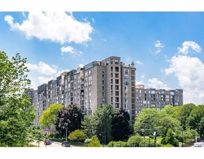 77 Pond Ave UNIT 908, Brookline, MA 02445 - MLS#: 72318430