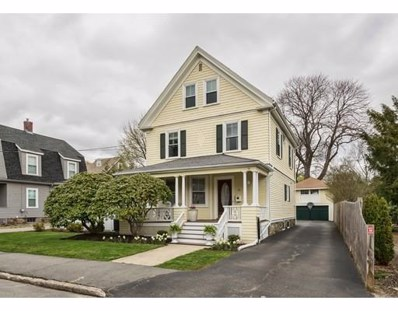 10 Smith Street, Marblehead, MA 01945 - MLS#: 72318444
