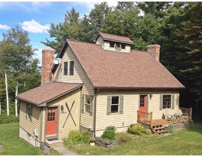 128 Branch Hill Road, Heath, MA 01346 - MLS#: 72318667