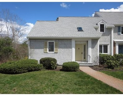 225 Lincoln St UNIT F1, Duxbury, MA 02332 - MLS#: 72318672