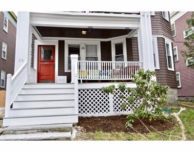26 Robeson St UNIT 2, Boston, MA 02130 - MLS#: 72318703