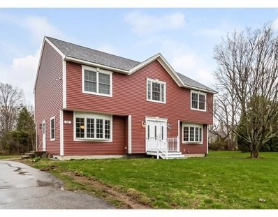 55 Bayberry Rd, North Attleboro, MA 02760 - MLS#: 72318876