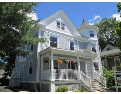 755 Pleasant St UNIT 3, Worcester, MA 01602 - MLS#: 72318923