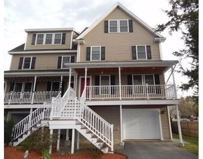 130 Franklin St UNIT 2, Reading, MA 01867 - MLS#: 72319004