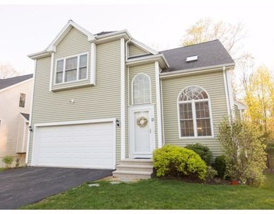 13 Zain Circle UNIT 13, Milford, MA 01757 - MLS#: 72319548
