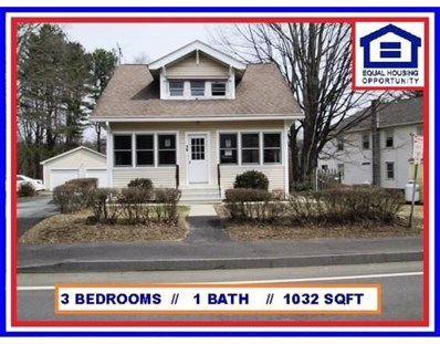 18 Leicester Street, Oxford, MA 01537 - MLS#: 72319623