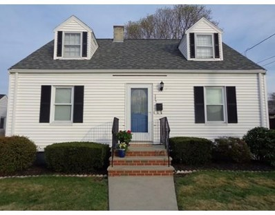 105 Derby Road, Revere, MA 02151 - MLS#: 72319745