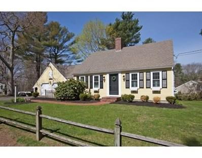 7 Colonial Rd, Hingham, MA 02043 - MLS#: 72319804