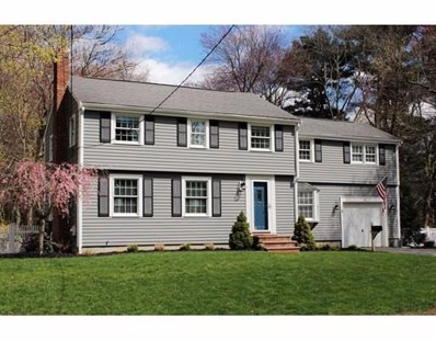 4 Puritan Road, Hingham, MA 02043 - MLS#: 72319920