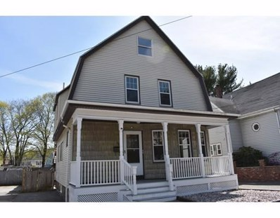 346 Lincoln Ave, Saugus, MA 01906 - MLS#: 72320004