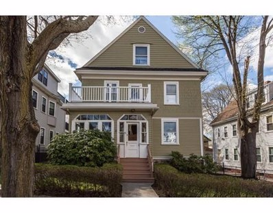 75 Adams, Medford, MA 02155 - MLS#: 72320136