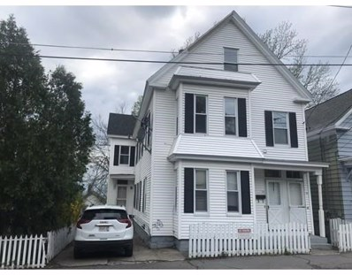 36-38 Fremont St, Lowell, MA 01850 - MLS#: 72320149