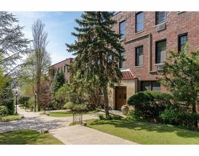 321 Tappan St UNIT 5, Brookline, MA 02445 - MLS#: 72320173
